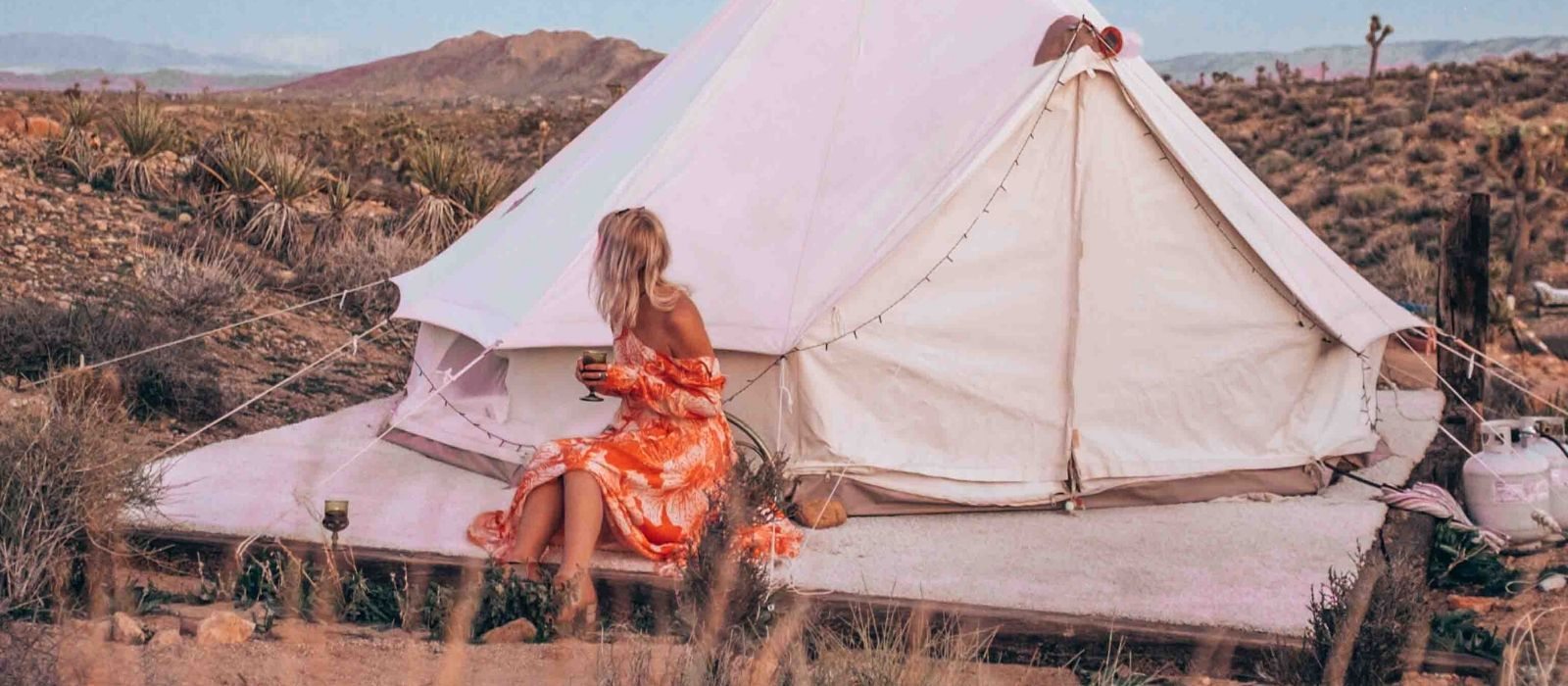 Joshua Tree Glamping The Best Luxury Tents Yurts Airstreams And Cabins The Dharma Trails When staying with jtvh you'll. joshua tree glamping the best luxury